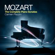 Mozart: The Complete Piano Sonatas - Carmen Piazzini - Carmen Piazzini