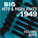 Various Artists - Big Hits & Highlights of 1949, Vol. 9