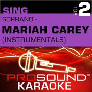 All I Want For Christmas Is You (Karaoke With Background Vocals) [In the Style of Mariah Carey] - ProSound Karaoke Band - ProSound Karaoke Band