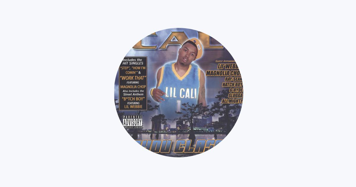Lil Cali on Apple Music