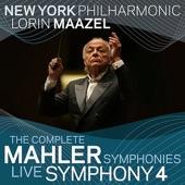 New York Philharmonic - Symphony No. 4 in D Minor: I. Deliberately. Do not hurry