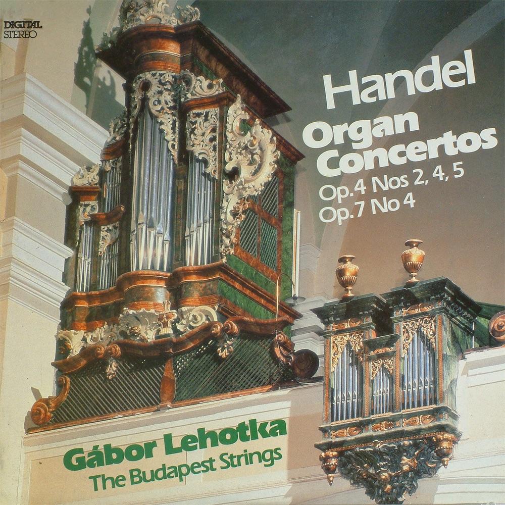 Organ Concertos