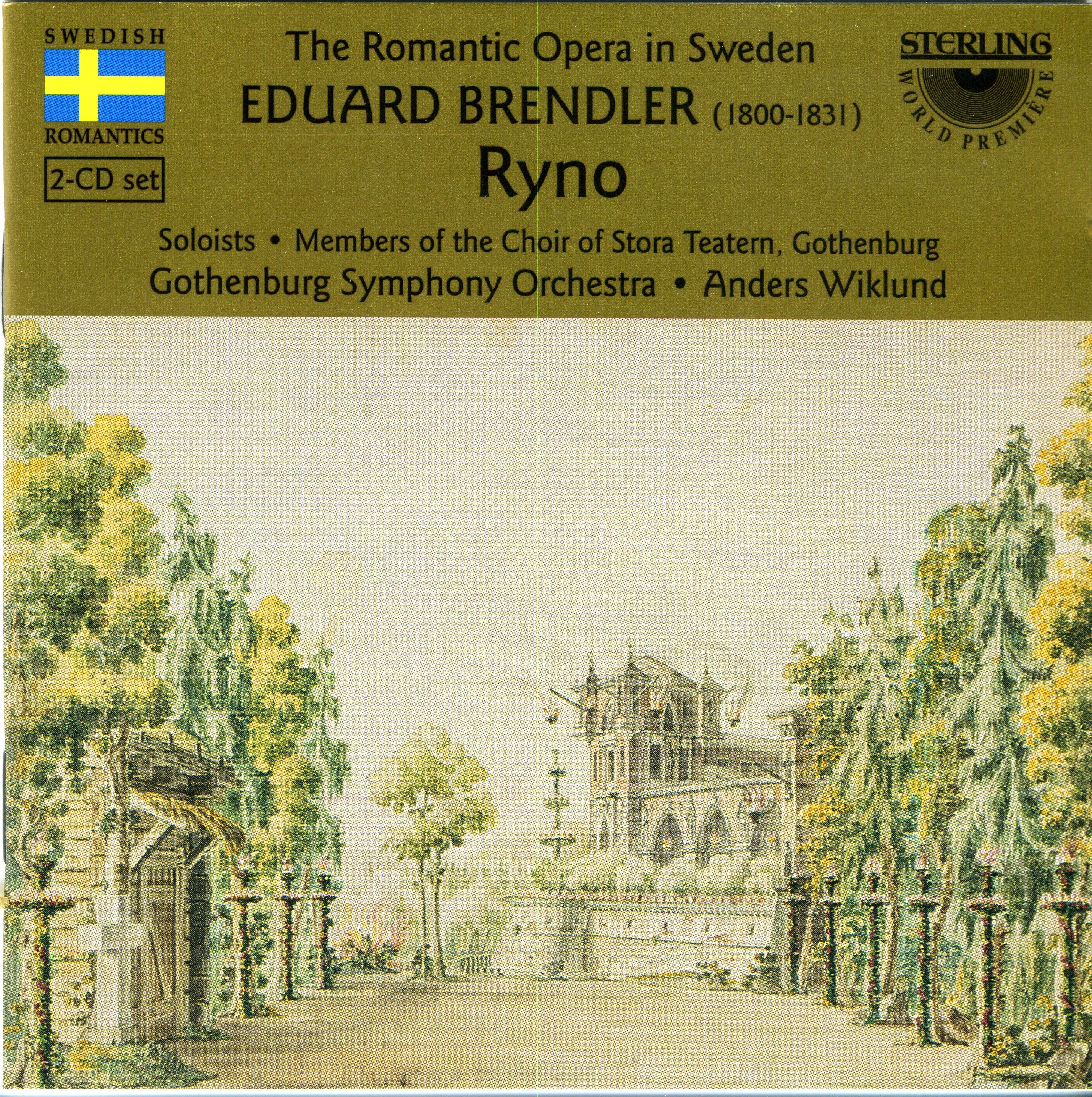 Ryno, Act II: No. 8 Kör Och Dans