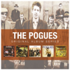 The Pogues & Kirsty MacColl - Fairytale of New York artwork