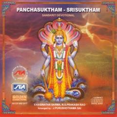 Panchasuktham - Srisuktham