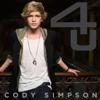 Cody Simpson - 4 U - Ep artwork