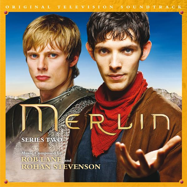 ‎Merlin: Series Two (Original Television Soundtrack) by Rob Lane & Rohan  Stevenson