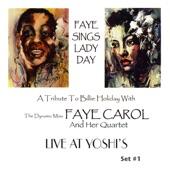 Faye Carol - God Bless the Child