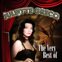 Juliette Gréco - The Very Best of Juliette Gréco artwork