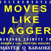 [Download] Move Like Jagger (Maroon 5 & Christina Aguilera Karaoke Tribute) [Instrumental] MP3