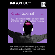 Rapid Spanish: Volume 1 (Unabridged)