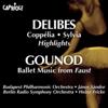 Rundfunk-Sinfonieorchester Berlin & Heinz Fricke - Coppelia, Ballet Suite: Act I: Slav Theme and Variations artwork