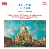 Violin Concerto In e Major, BWV 1042: II. Adagio artwork