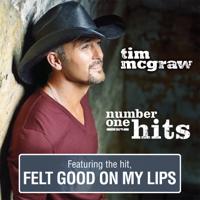 Tim McGraw - Number One Hits artwork