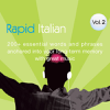 Earworms Learning - Rapid Italian: Volume 2 (Original Staging Nonfiction)  artwork