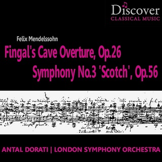Beethoven's 5th by Antal Doráti & London Symphony Orchestra
