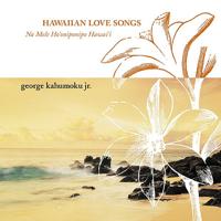 George Kahumoku, Jr. - Hawaiian Love Songs artwork