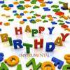Happy Birthday - Instrumental - Vijay Joseph