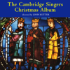 The Cambridge Singers, John Rutter, Caroline Ashton, City of London Sinfonia, Ruth Holton, Michael Meeks, John Scott, Edward Hobart, Rachel Masters, Karen Kerslake, Stephen Varcoe & Stephen Orton - Cambridge Singers Christmas Album  artwork