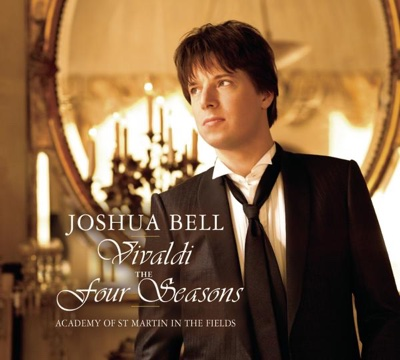 Vivaldi: The Four Seasons - Joshua Bell & Academy of St. Martin in the Fields album