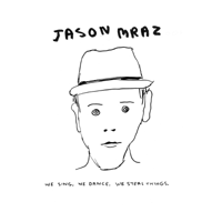 Jason Mraz & Colbie Caillat - Lucky (feat. Colbie Caillat) artwork