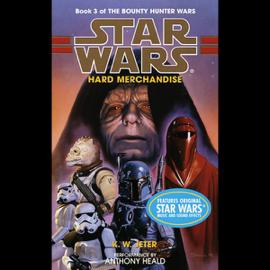 Star Wars: The Bounty Hunter, Book 3: Hard Merchandise audiobook
