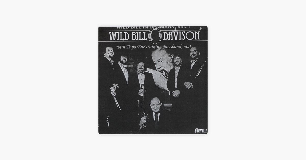 Wild Bill Davison with Papa Bue