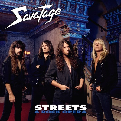 Streets - A Rock Opera (2011 Edition) - Savatage