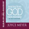 Joyce Meyer - Hearing from God Each Morning (Unabridged) artwork