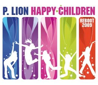 p lionの happy children original italo disco single をapple