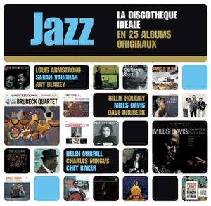 Jazz - La discothèque idéale en 25 albums originaux