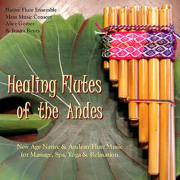 Healing Flutes of the Andes (Native American Flute & Andean Panpipes for Massage, Yoga, Spas & Relaxation) - Various Artists - Various Artists