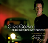 Chris Cornell - You Know My Name artwork
