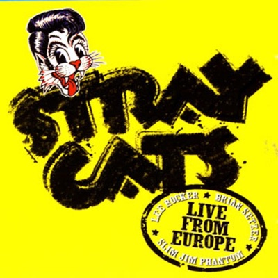 Live from Europe: Bonn July 29, 2004 - Stray Cats