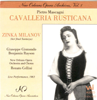 Mascagni: Cavaleria Rusticana - Milanov, Gismondo, Rayson - Cellini - Mascagni: Cavaleria Rusticana - Milanov, Gismondo, Rayson - Cellini