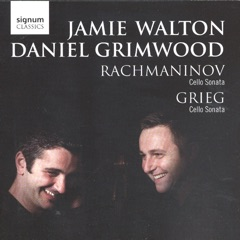 Rachmaninov & Grieg Cello Sonatas