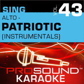 Star Spangled Banner (Low) (Karaoke Instrumental Track) [In The Style Of Traditional]-ProSound Karaoke Band