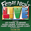 Lee Evans, Hugh Laurie, Jo Brand, Harry Enfield, Julian Clary & Stephen Fry - Friday Night Live, Volume 1  artwork
