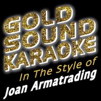 Goldsound Karaoke - In the Style of Joan Armatrading (Karaoke Versions) artwork