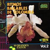 Ritmos Bailables De Colombia Vol.2