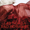 Lady Gaga - Bad Romance illustration