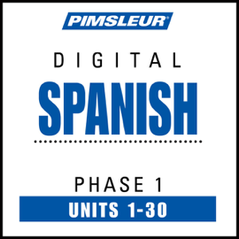 Spanish Level 1: Learn to Speak and Understand Spanish with Pimsleur Language Programs audiobook