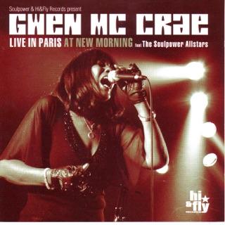 Gwen Mac Crae