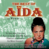 The Best of Aida: The Opera Masters Series