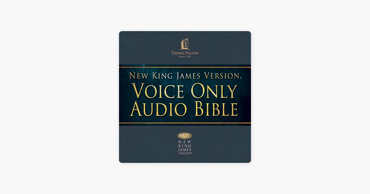 Psalms Nkjv Audio Bible