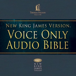 Voice Only Audio Bible - New King James Version, NKJV: (16) Psalms  (Unabridged)
