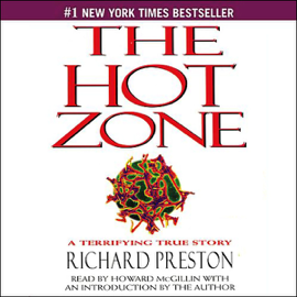 The Hot Zone: A Terrifying True Story audiobook