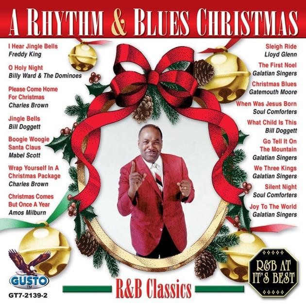 A Rhythm & Blues Christmas by Various Artists on Apple Music