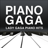 Lady Gaga Piano Hits