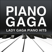 Lady Gaga Piano Hits - Piano Gaga - Piano Gaga